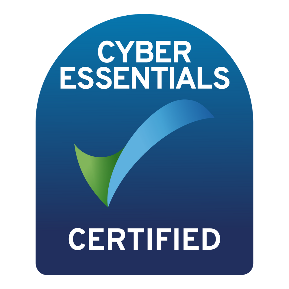 Cyber Essentials Certified Logo
