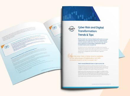 Featured image forCyber risk and digital transformation: Tips and trends 2020