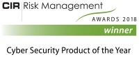 CIR Risk Management Awards Winner 2018