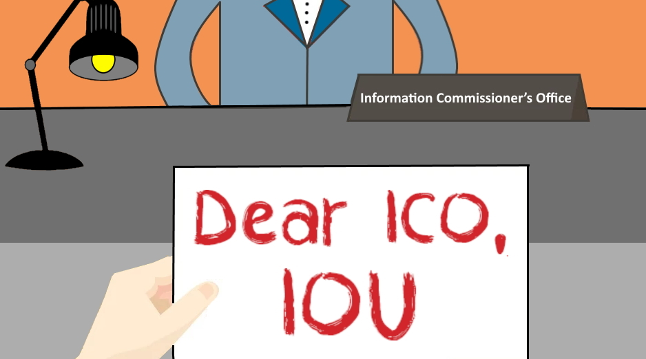 How risk management can help you avoid sending an IOU to the ICO?
