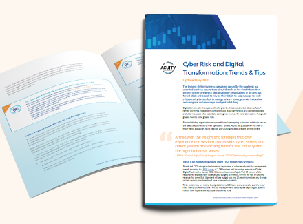 Featured image forCyber Risk and Digital Transformation: Trends and Tips 2021